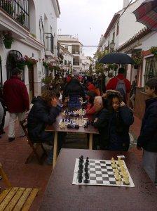 ajedrez calle 012