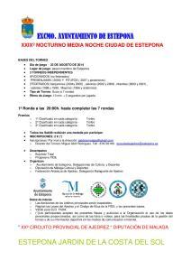BASES XXIXº NOCTURNO CIUDAD DE ESTEPONA 20014-001