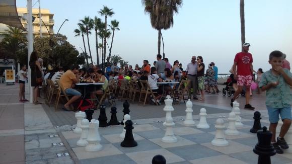 noches de ajedrez 1 047