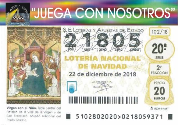 loteria ESTEPONA