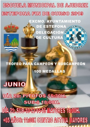 ESTEPONA _FIN DE CURSO 2019