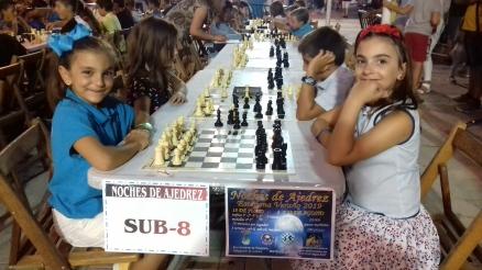 2ª NOCHES DE AJEDREZ 8 AGOSTO 2019 022