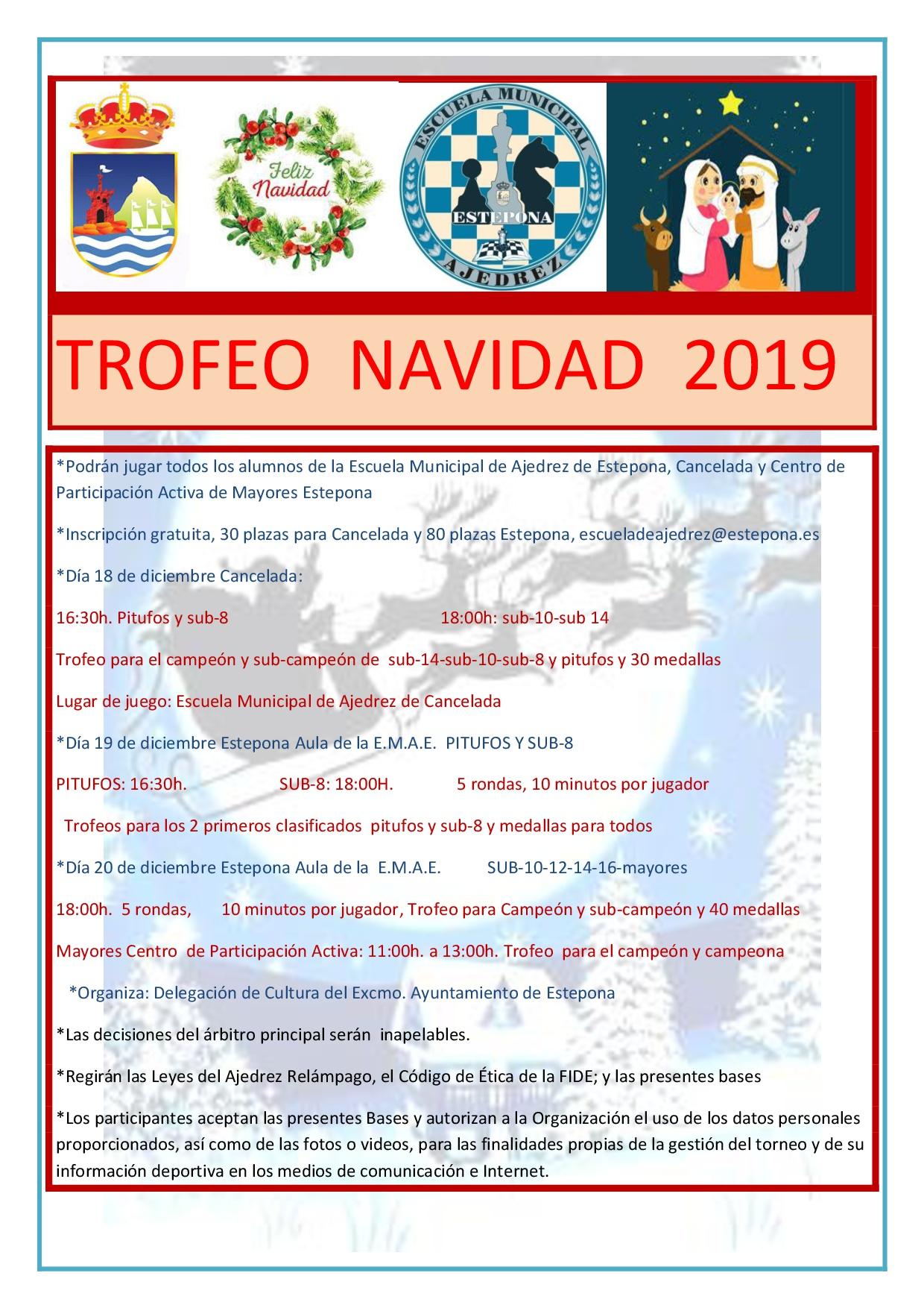 BASES TROFEO NAVIDAD 2019 (1)